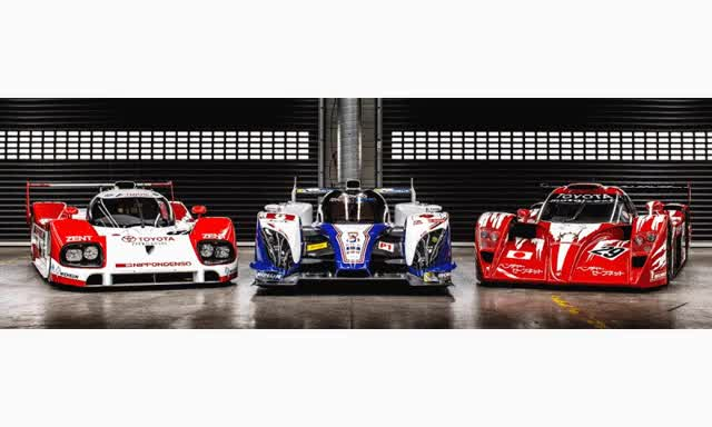 Watch and share LeMans LMP Toyota TS Hybrid HEADER GIFs on Gfycat