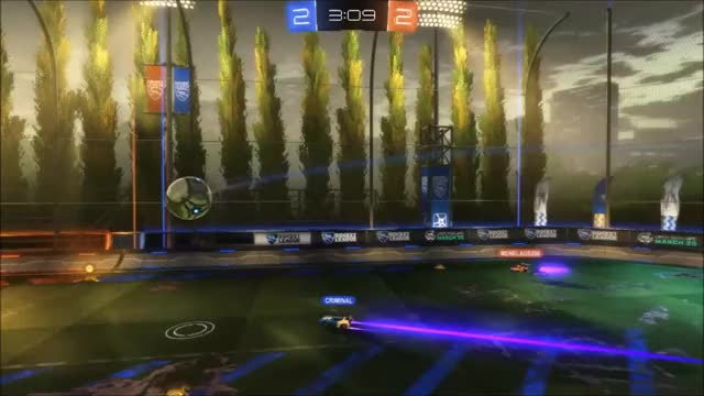 Watch and share Rocket League GIFs by IdanTs on Gfycat