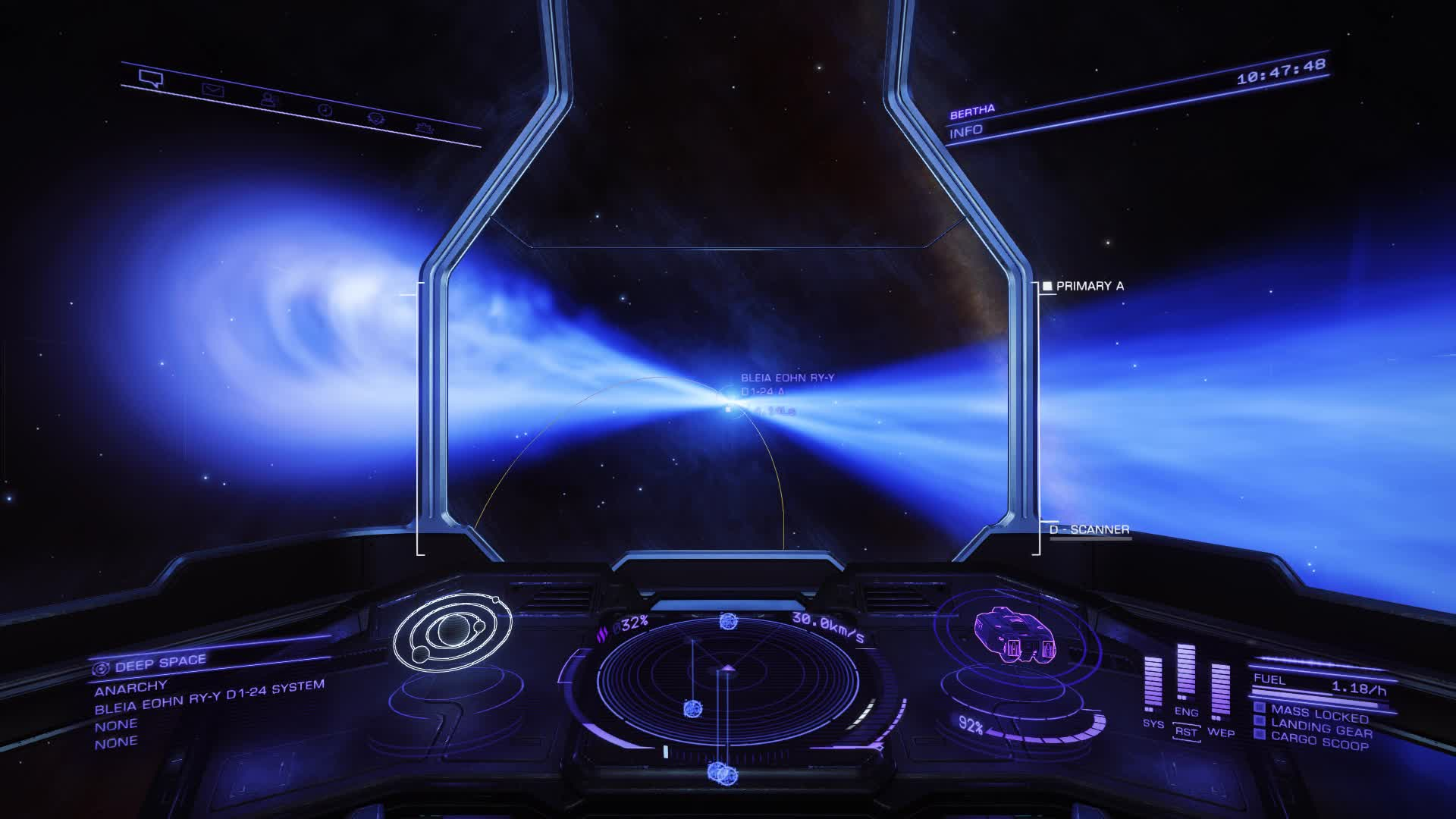 elitedangerous, somethings wrong with this neutron star... GIFs