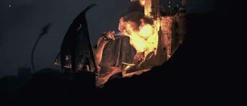 Watch and share Post Apocalyptic GIFs and Reign Of Fire GIFs on Gfycat