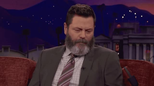Watch this really GIF by GIF Queen (@ioanna) on Gfycat. Discover more a, brien, conan, confused, fuck, god, minute, my, nick, no, o, offerman, oh, omg, surprise, the, wait, way, what, wtf GIFs on Gfycat