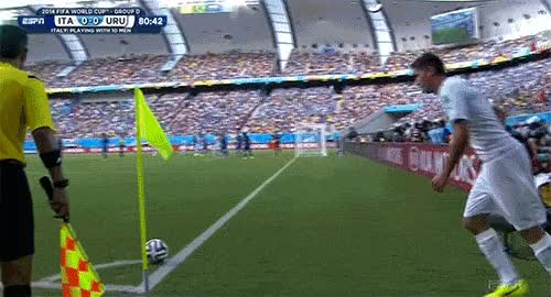 Watch and share Diego Godin Goal Vs Uruguay GIFs on Gfycat