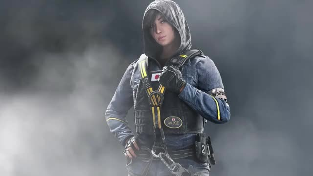 Watch and share Hibana Face Rework (GameFiles) Rainbow6 GIFs on Gfycat