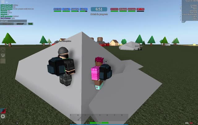 Watch and share Roblox 2019-10-20 16-01-46 GIFs by xGala on Gfycat