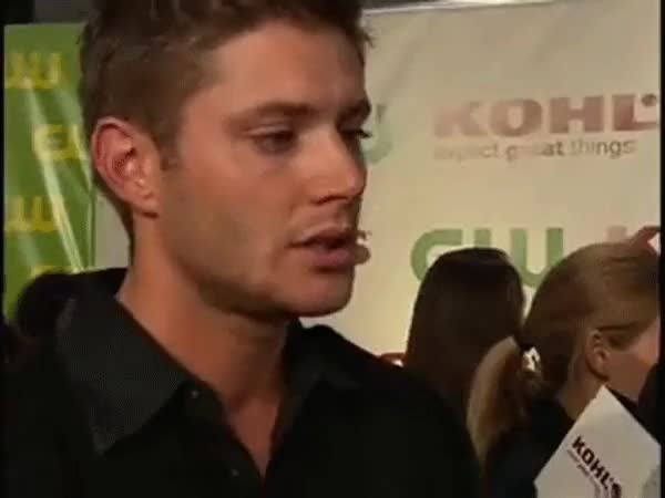Watch and share Jensen Ackles No Yes By Joeleneybeaney GIFs on Gfycat