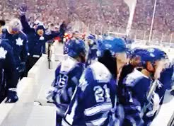 Watch and share Toronto Maple Leafs GIFs and Winter Classic GIFs on Gfycat
