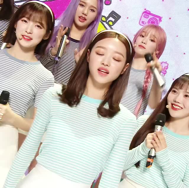 Watch and share Oh My Girl GIFs and Kpop GIFs by Just Dancing on Gfycat