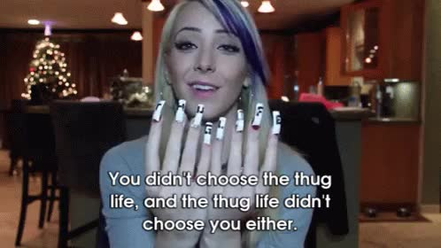 Watch and share Jenna Marbles GIFs on Gfycat