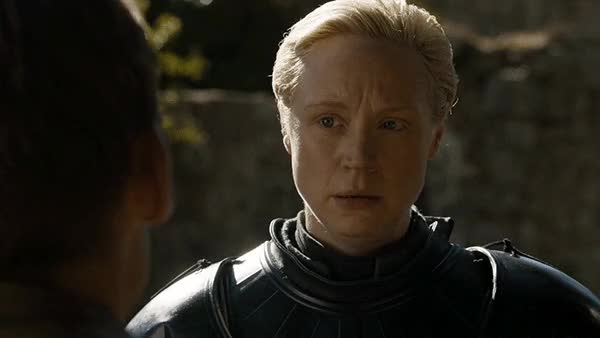 Watch brienne oathkeeper  Tut GIF on Gfycat. Discover more gwendoline christie GIFs on Gfycat