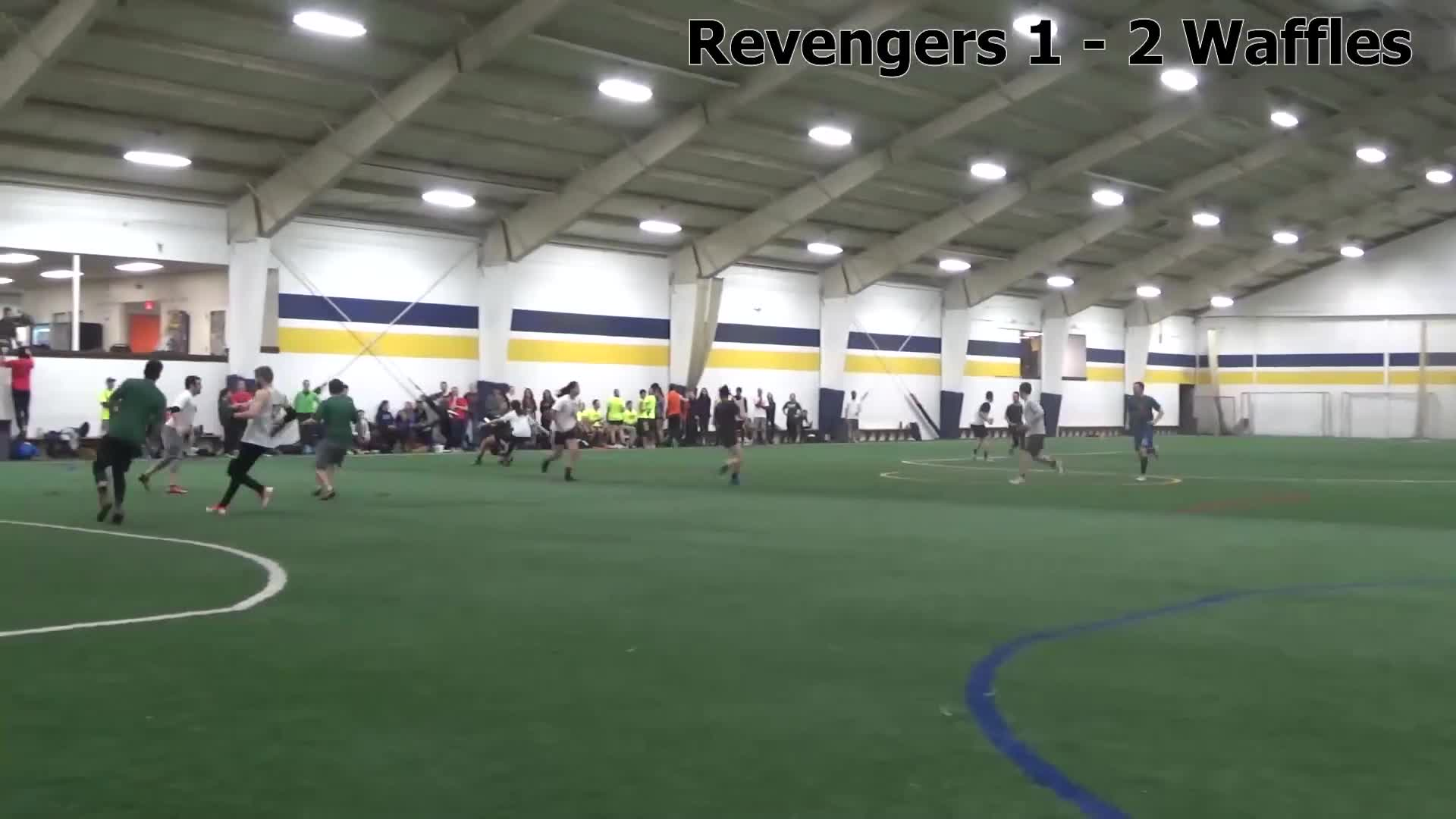 Cleveland Ultimate, Sports, cathy gets caught not orbited correctly, wonyoung good acceleration for the score GIFs