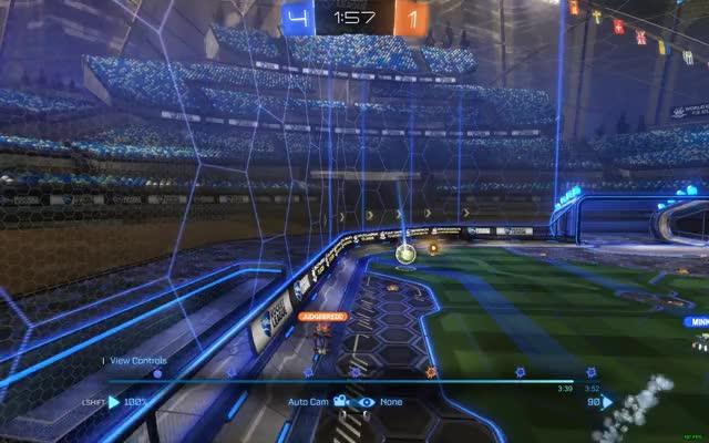 Watch and share Rocket League GIFs by minkus007 on Gfycat