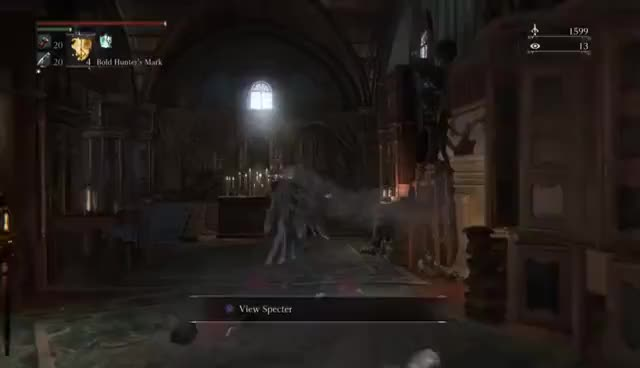 Watch and share Bloodborne™_20170825150559 GIFs on Gfycat