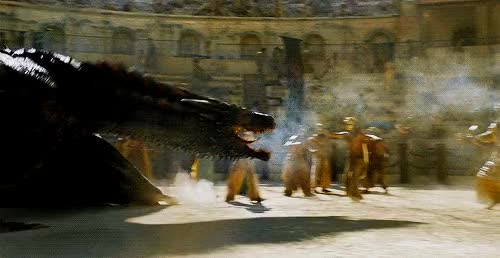 Watch this dragon GIF on Gfycat. Discover more dragon, drogon, game of thrones GIFs on Gfycat