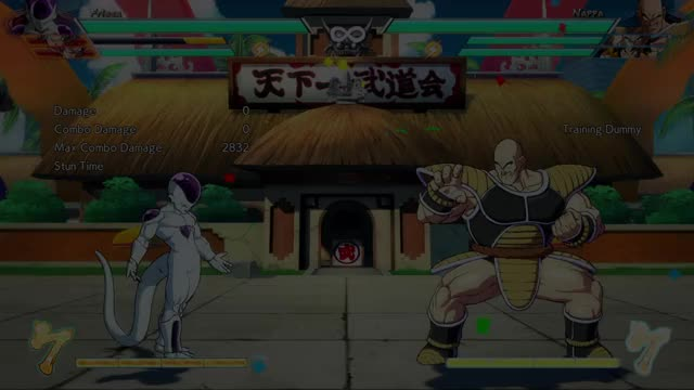 Watch DBFZ clip 1 GIF by EventHubs (@eventhubs) on Gfycat. Discover more related GIFs on Gfycat