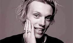 Watch and share Jamie Campbell Bower GIFs on Gfycat