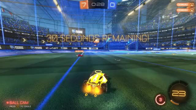 Watch and share Rocket League GIFs and Rumble GIFs by Colin1224 on Gfycat