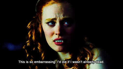 Watch and share Deborah Ann Woll GIFs by Reactions on Gfycat