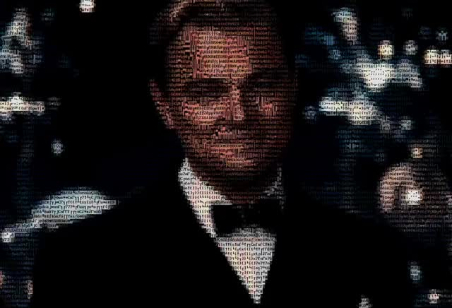 Watch and share Great Gatsby Toast Slow Mo ASCII GIFs by tonybaby, of the clan baby on Gfycat