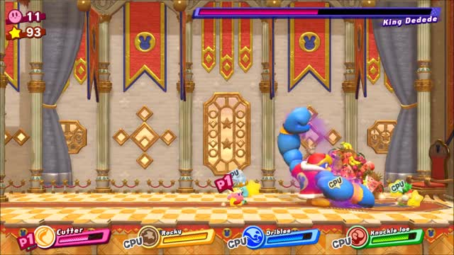 Watch and share Kirby Star Allies GIFs and Nintendo Master GIFs on Gfycat