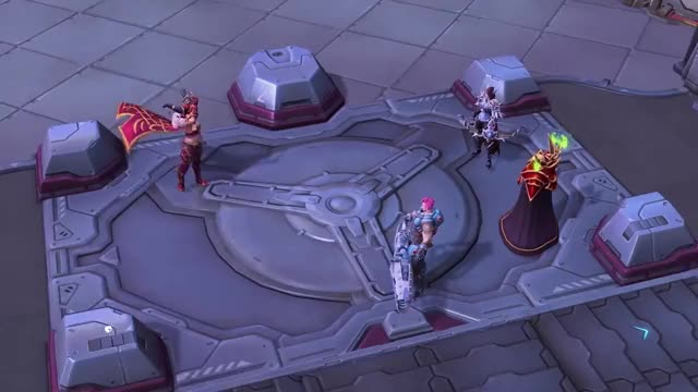 Watch and share Heroes Of The Storm GIFs and Alexstrasza GIFs by Aris on Gfycat