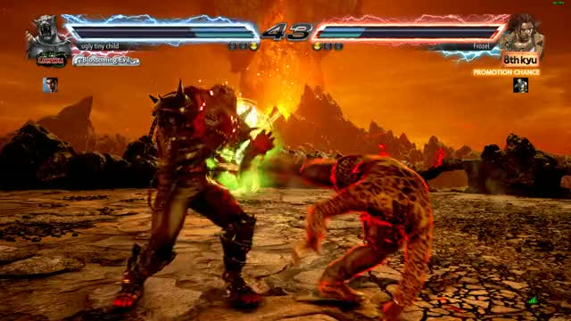 Watch and share Tekken7 GIFs and Tekken GIFs by Swag Daddy Scurvy Dab on Gfycat