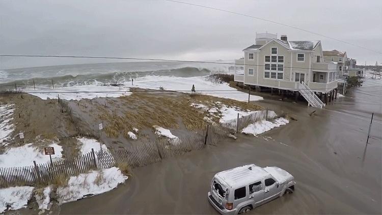 WeatherGifs, weathergifs, High tide in Scituate Massachusetts last week (reddit) GIFs