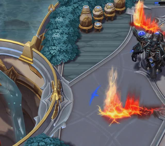 Watch Flop GIF by @barbarbar on Gfycat. Discover more heroesofthestorm GIFs on Gfycat