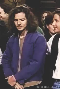 Watch and share Eddie Vedder GIFs and Pearl Jam GIFs on Gfycat