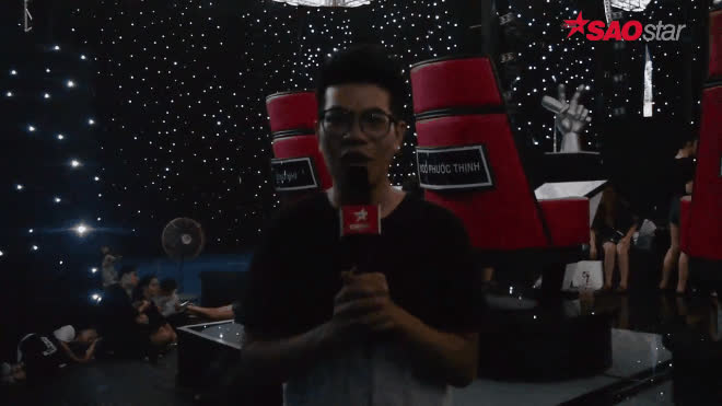 Trước giờ G Chung kết The Voice: Thu Minh, Tóc Tiên ráo riết nhắc nhở trò cưng ảnh 2