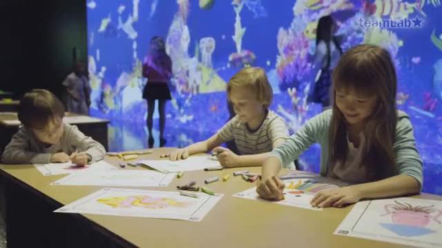 Watch and share Sketch Aquarium GIFs on Gfycat