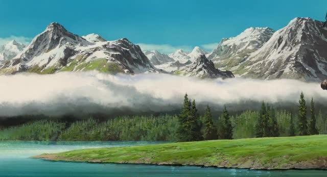 Watch and share Animegifs GIFs and Ghibli GIFs by tiberflow on Gfycat