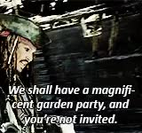 Watch and share Jack Sparrow Quotes GIFs and At World's End GIFs on Gfycat