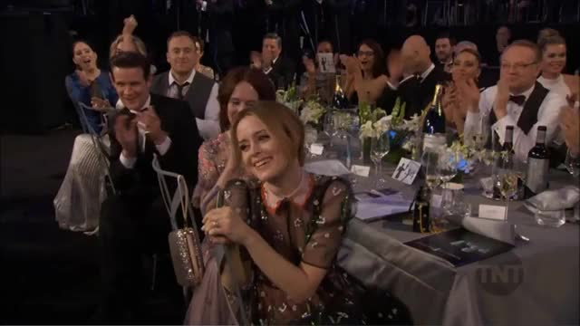 Watch this trending GIF by GIF Reactions (@visualecho) on Gfycat. Discover more sagawards, sagwards2017, sagwards2022, screenactorsguildaward GIFs on Gfycat