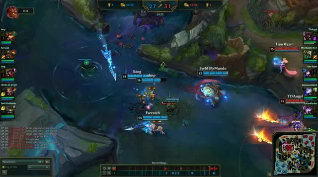 Watch and share Tahmkench GIFs and Morgana GIFs on Gfycat