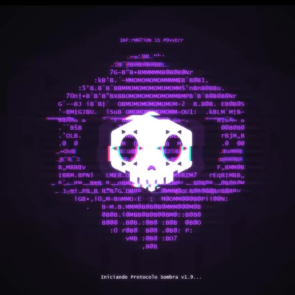 Watch and share Sombra Skull GIFs on Gfycat