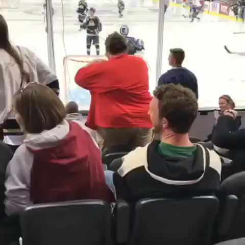 funny, fan, hockey, Hockey! GIFs
