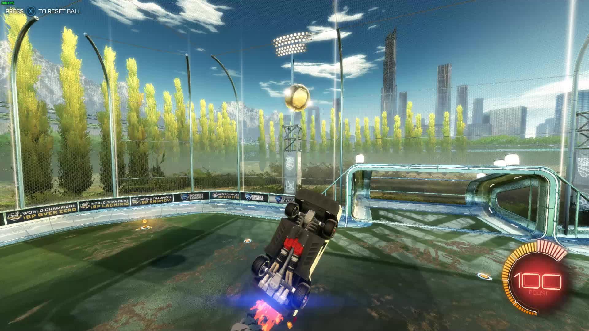 Rocket League, rocketleague, practice GIFs