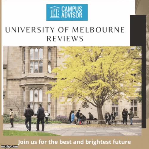 Watch and share The University Of Melbourne Reviews GIFs by The Campus Advisor on Gfycat