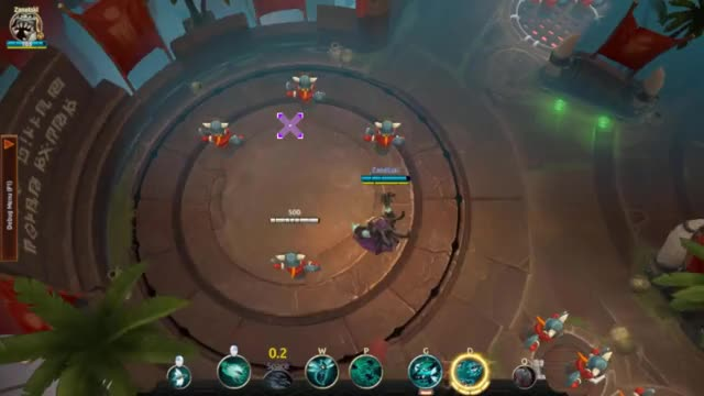 Watch and share Pestilus-guide-ability-scarab-pack GIFs by zanetski on Gfycat
