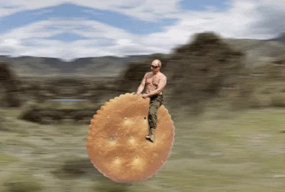 Watch and share Putin On The Ritz GIFs on Gfycat