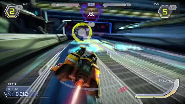 Watch and share WIPEOUT™ OMEGA COLLECTION 20181226215311 GIFs on Gfycat