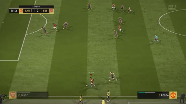 Watch and share FIFA 18 2017.10.07 - 04.06.10.19.DVR GIFs by 유왕 on Gfycat
