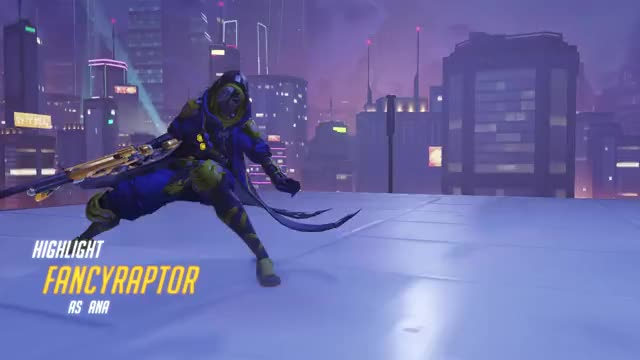 Watch and share Highlight GIFs and Overwatch GIFs by fancyraptor on Gfycat