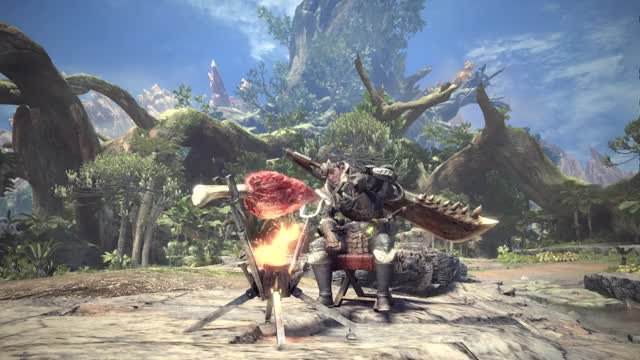 Watch and share Monster Hunter Ps4 GIFs and Monster Hunter 5 GIFs by gfymon on Gfycat