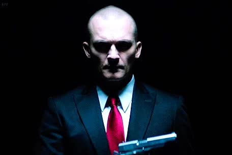 Watch and share Rupert Friend As Hitman: Agent 47 GIFs on Gfycat