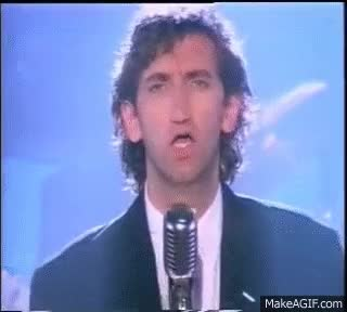 Watch and share Jimmy Nail Ain't No Doubt GIFs on Gfycat