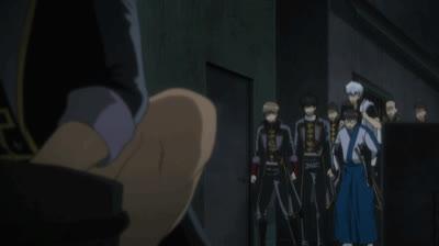 Anime, Gintama, Gintama. 3 GIFs