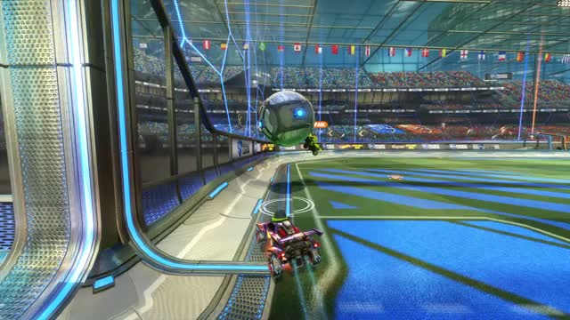 Watch and share Rocket League GIFs and Airdribble GIFs by Riddle Me This! on Gfycat