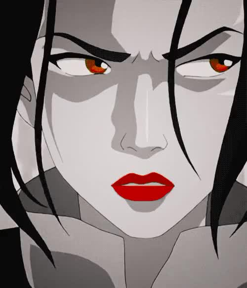 Watch and share Princess Azula GIFs and Color Splash GIFs on Gfycat