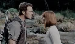 Watch jurassic world meme:one ship  Claire Dearing and Owen Grady  GIF on Gfycat. Discover more gif*, jurassic meme, jurassicdaily, jurassicworldedit, mine, photoset, sidenote: im trying out this new coloring and i cant decide if i hate it or love it GIFs on Gfycat